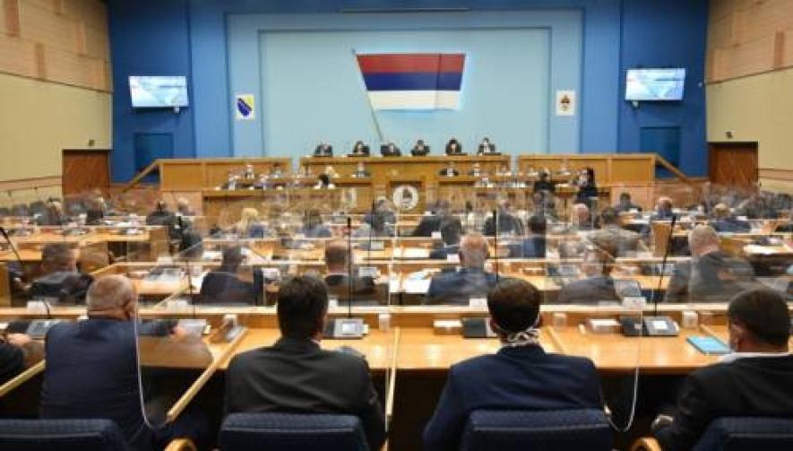 Narodna skupština Republike Srpske usvojila Prijedlog zakona kojim se odbacuje Inzkova odluka
